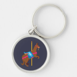 Carousel Animal Kangaroo Keychain