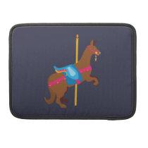 Carousel Animal Kangaroo MacBook Pro Sleeve