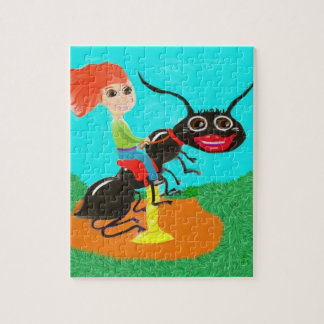 Carousel Ant Puzzle