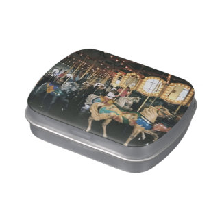 Carousel at the Pier Jelly Belly Tins