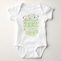 Carousel Baby Bodysuit