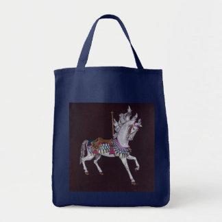Carousel Canvas Bag