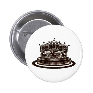 Carousel Pinback Buttons