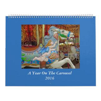 Carousel Calendar 2016