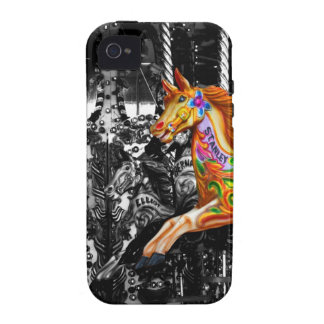 Carousel iPhone 4/4S Covers