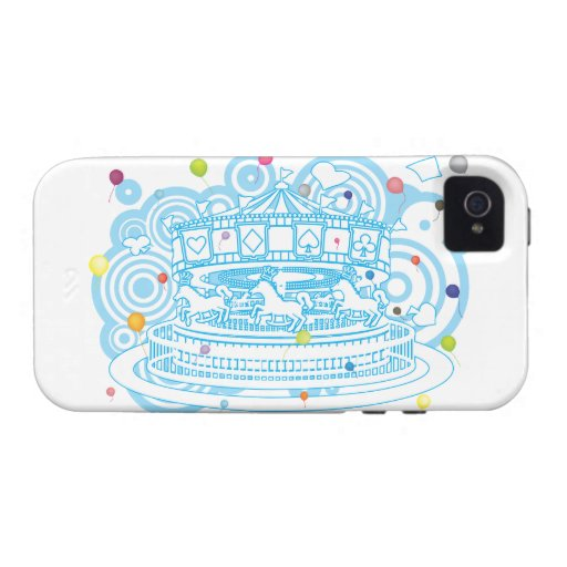 Carousel Case For The iPhone 4