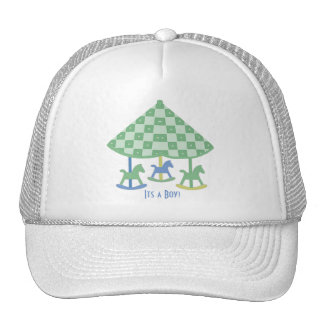 Carousel Collection Clothing Trucker Hat