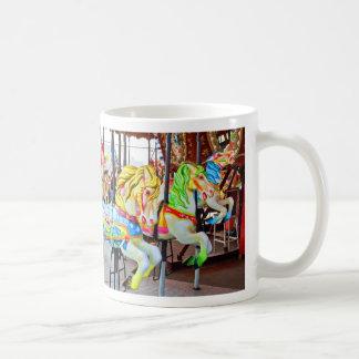 Carousel - Coney Island, NYC mug