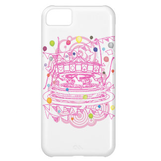 Carousel Cover For iPhone 5C