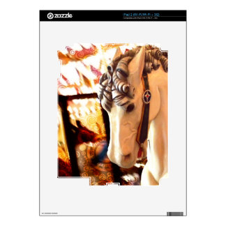 carousel decals for iPad 2