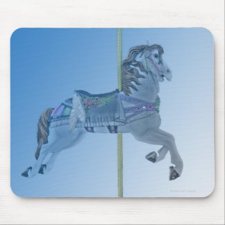 Carousel Dreams Mouse Pad