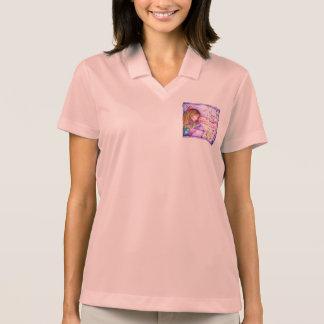 Carousel Dreams Nike Dri-Fit Pique Polo Shirt