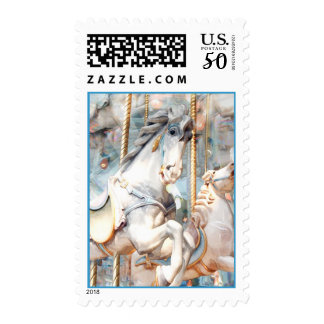 Carousel Dreams Postage