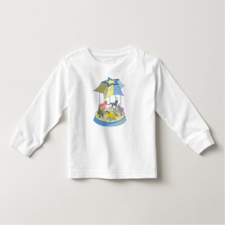 Carousel Fairytale Toddler T-shirt