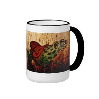Carousel Frog Mug