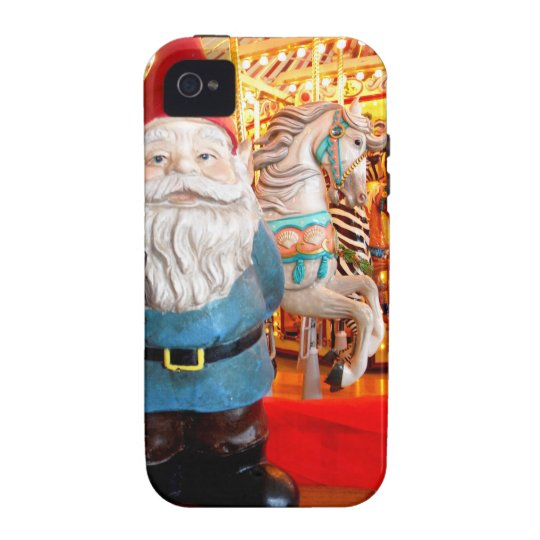 Carousel Gnome iPhone 4 Case