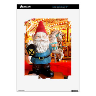 Carousel Gnome Skins For The iPad 2