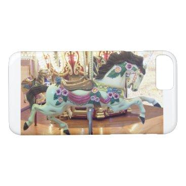 Carousel Horse-#1 iPhone 8/7 Case