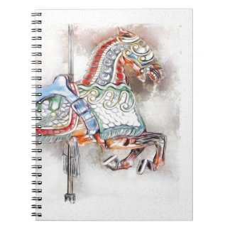 Carousel Horse 1 Journals
