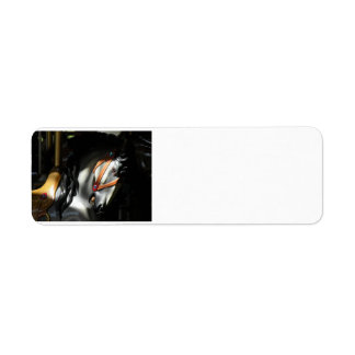 Carousel Horse Address Labels