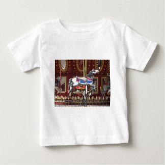 Carousel Horse Baby T-Shirt