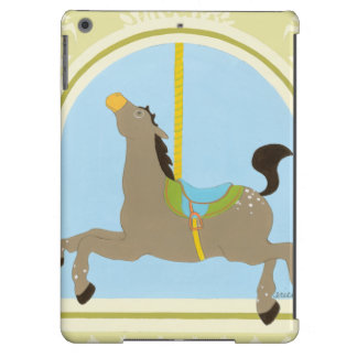 Carousel Horse by June Erica Vess iPad Air Covers