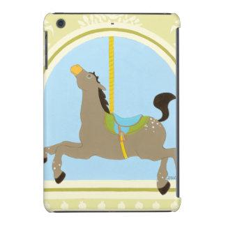 Carousel Horse by June Erica Vess iPad Mini Retina Case