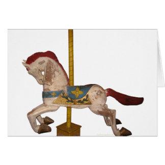 Carousel Horse Cards