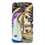 Carousel Horse Cases For Galaxy S5