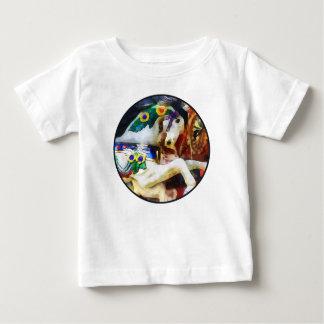 Carousel Horse Closeup T-shirts