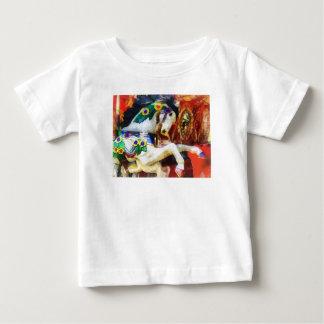 Carousel Horse Closeup Tee Shirts