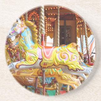 Carousel Horse Coasters