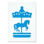 Carousel Horse Invites