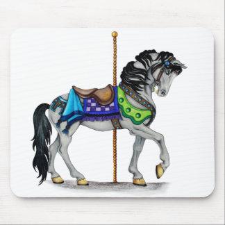 Carousel Horse Mousepads