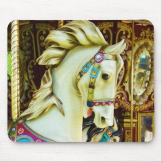 CAROUSEL HORSE ~  Mousepad