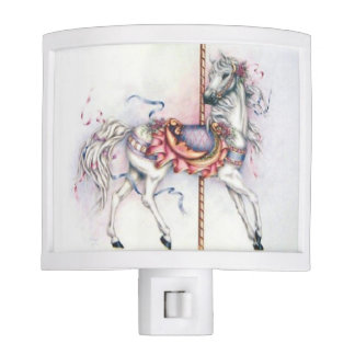 Carousel Horse Night Light