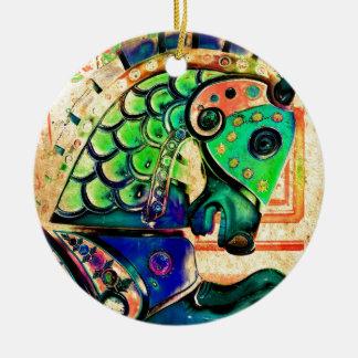 Carousel Horse Ornament