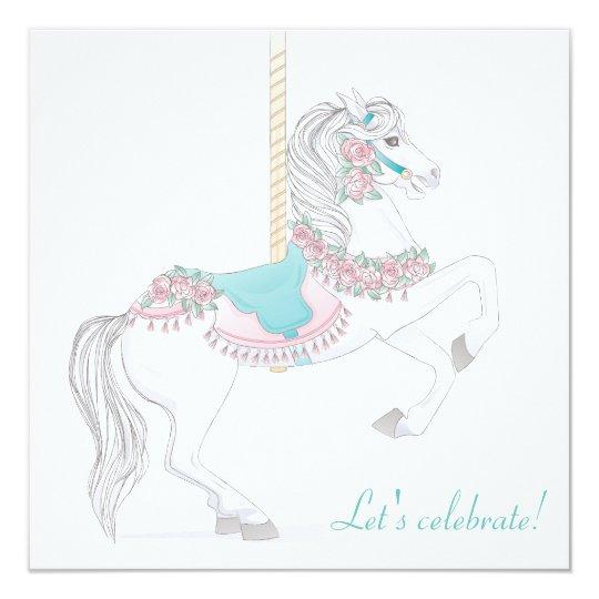 carousel invitations