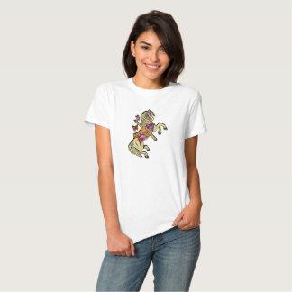 Carousel Horse Rearing Tee Shirt