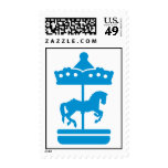 Carousel Horse Stamps