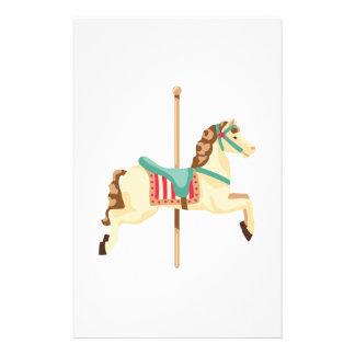 Carousel Horse Stationery