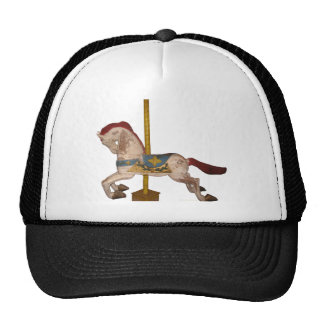 Carousel Horse Trucker Hat