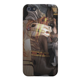 Carousel Horses iPhone 4 Case