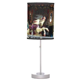 Carousel Horses Desk Lamps
