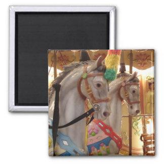 Carousel Horses Magnets