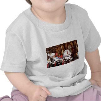 Carousel Horses Tee Shirt