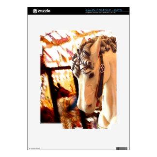 carousel iPad 3 decals