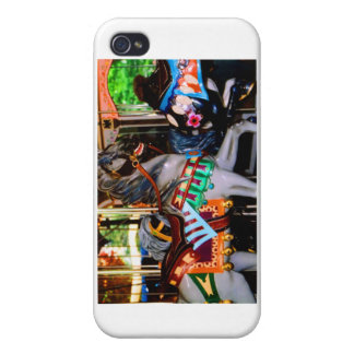 Carousel  iPhone 4/4S cover