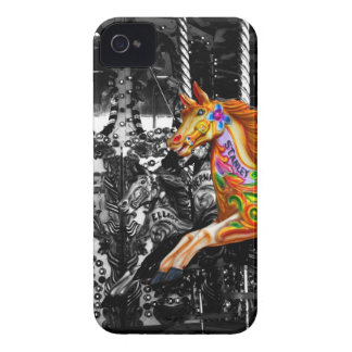 Carousel iPhone 4 Cover