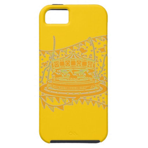 Carousel iPhone 5 Covers